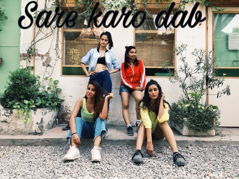 Sare karo dab| Zero to infinity|Raftaar| Sonu kakkar| Muhfaad| Wenom dance video