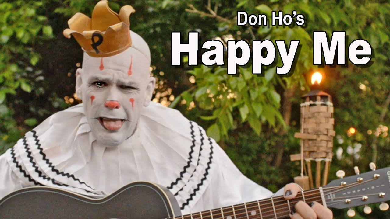 Happy me don ho classic cover tiki doodles youtube for Www home