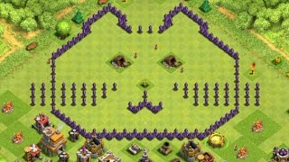 CLASH OF CLANS DORFBESUCHE - Base: Tipps und Tricks [Deutsch/German HD]