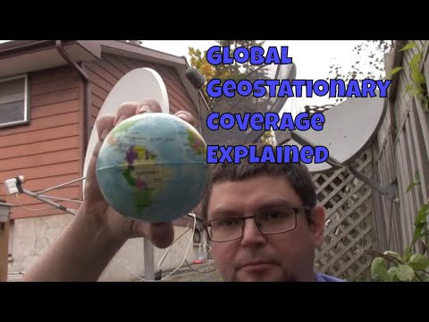 Free To Air Satellite TV Channels On Galaxy 16 @ 99.0°West - Global Geostationary Coverage Explained