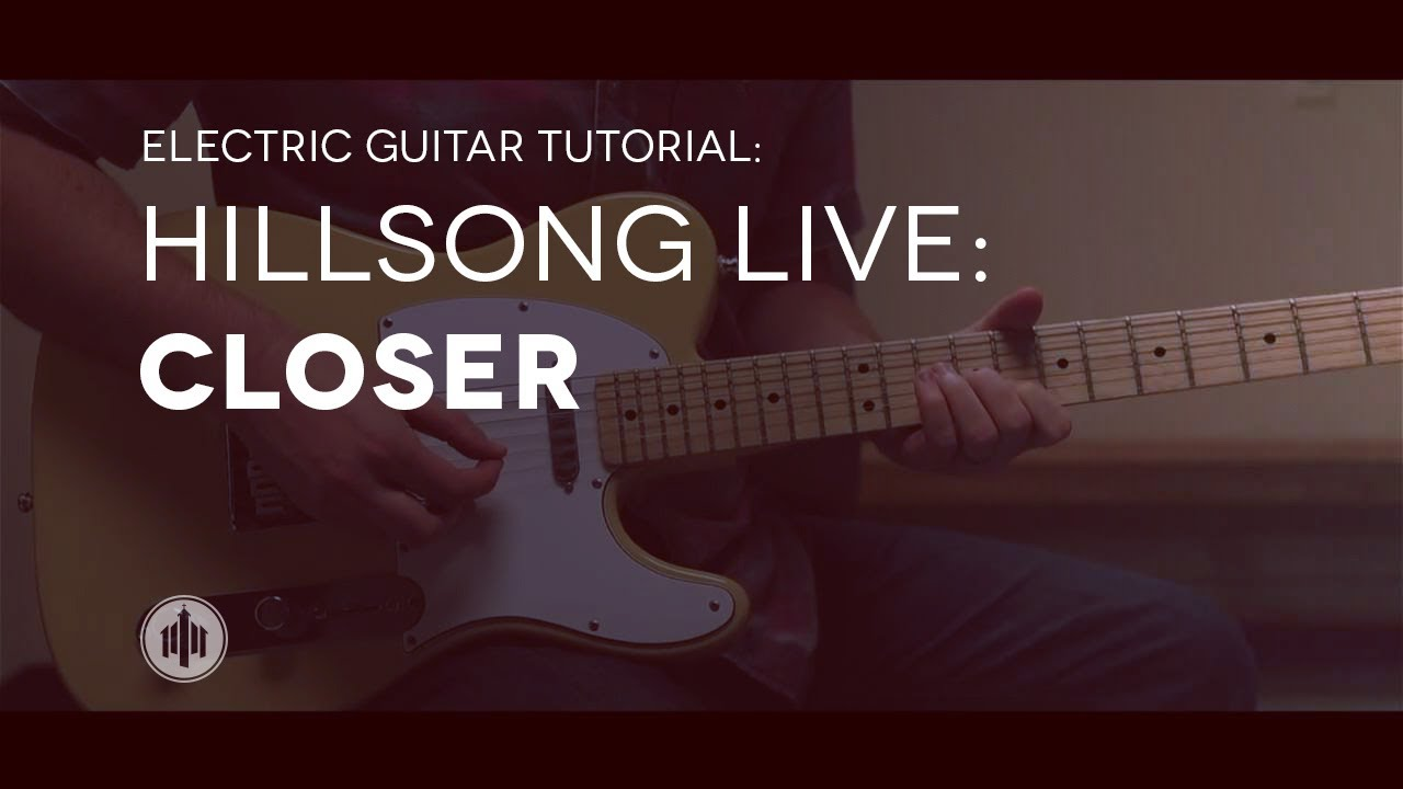 Running hillsong live electric guitar tutorial video dailymotion.