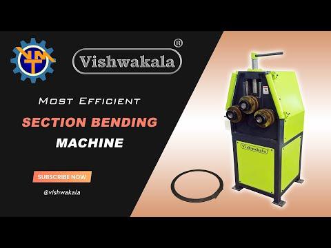Vishwakala Section Bending Machine SB-50