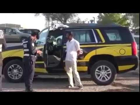 Police Checking in Kuwait 2016- Raid in Gulf Countries.
