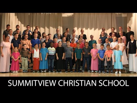 Summitview Christian School Program