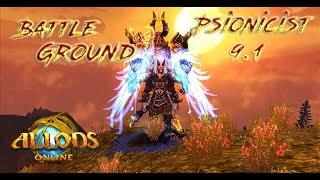 Allods Online - Battle Ground Psionicist 9.1