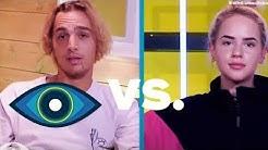 Gina vs. Tim: Wer gewinnt im Kampf ums Finalticket? | Big Brother | SAT.1