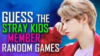 [KPOP GAME] CAN YOU GUESS THE STRAY KIDS MEMBER #1