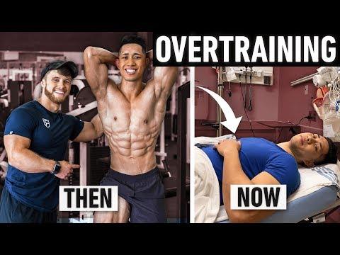 My Gym Partner Got Rhabdomyolysis From Overtraining