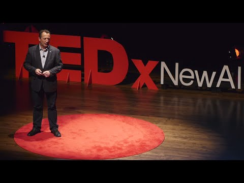 Desperate for a Library | Pat Losinski | TEDxNewAlbany