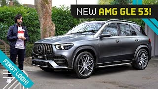 GLE 53 and the Unexpected Design! Mr AMG First Look!