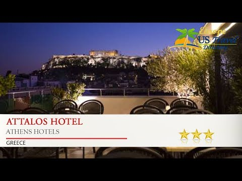 Attalos Hotel - Athens Hotels, Greece