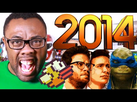 WORST OF 2014 (Geek & Gaming) : Black Nerd Rants