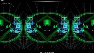 May'n - Let Me Be Myself (Audiosurf Visualizer)