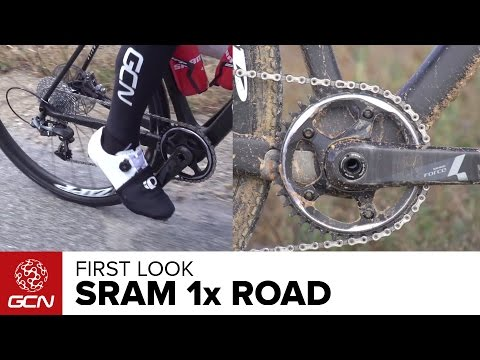 New SRAM 1x: First Impressions