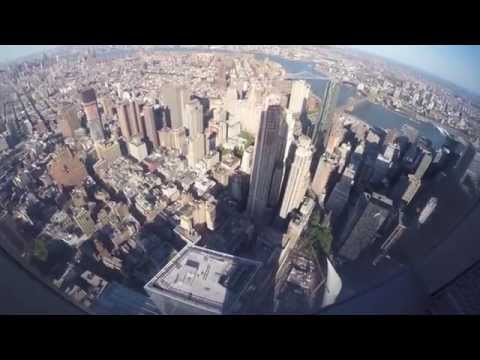 Visiting One World Trade Center - One World Observatory