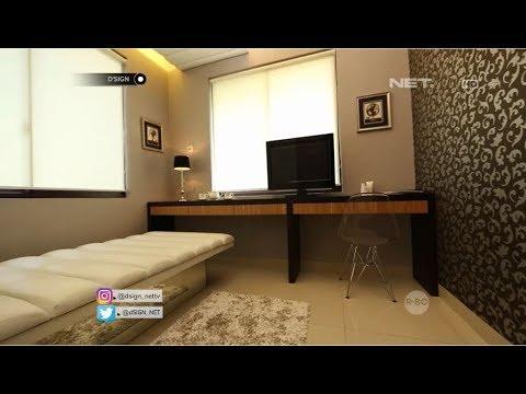 D'SIGN - Tempat Tidur yang Cocok Untuk Kamar Sempit