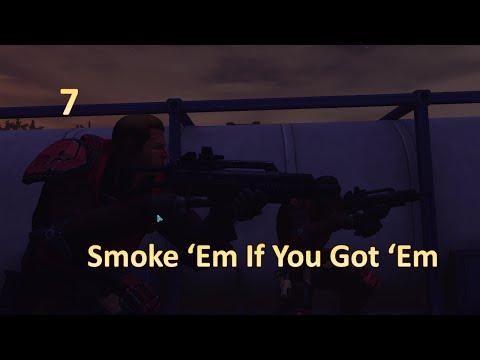 XCOM Ironman Impossible: 7 - Smoke 'Em If You Got 'Em
