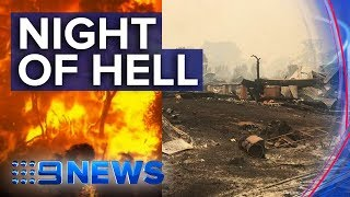 Australia wakes after night of bushfire devastation | Nine News Australia