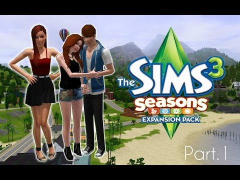 The Sims 3 Seasons Let's Play: Welcome to Sunset Valley *Part.1* |