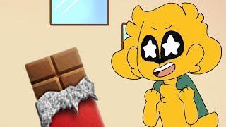 ¡MIKECRACK SE VUELVE LOCO POR EL CHOCOLATE! 🍫😱 DIBUJOS ANIMADOS DE MIKECRACK | MEME DEL CHOCOLATE