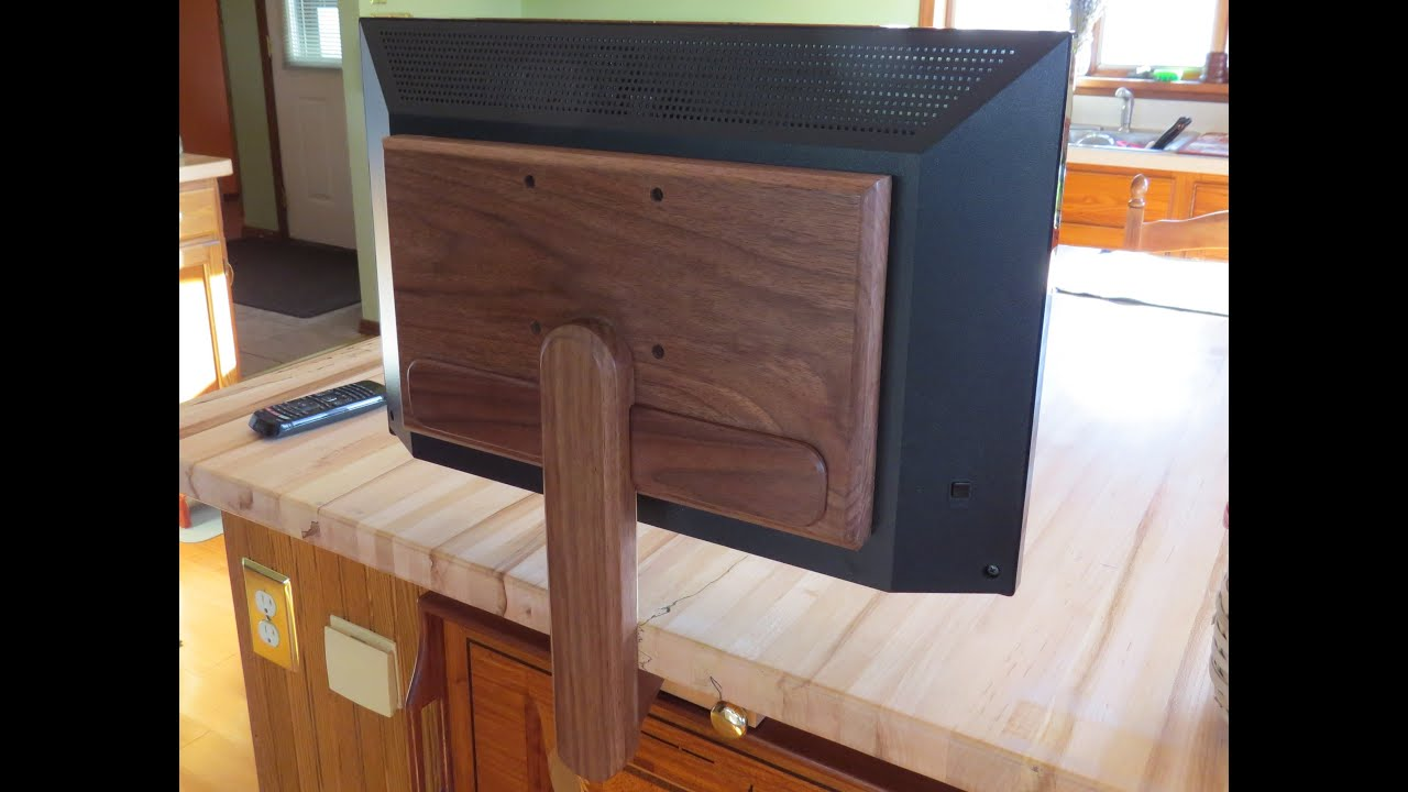 stand for a vizio e241i b1 smart tv that hides all wiring stand for a vizio e241i b1 smart tv that hides all wiring