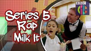 4 O'Clock Club Raps - Milk It - CBBC