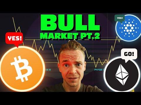 BITCOIN Bull Market Pt.2 – Ethereum & Cardano Explode Higher