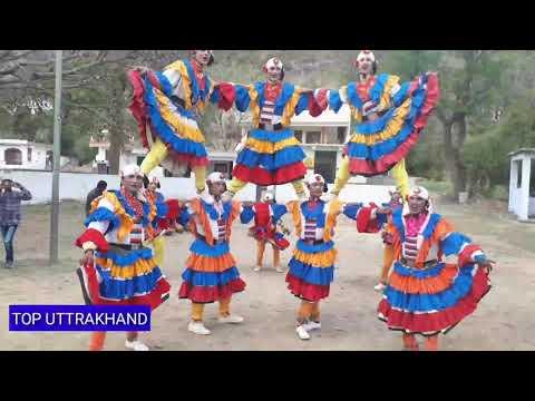 अब देखने को मिलेगा छलिया DANCE  !! 👌👌👌 Kumaoni chhaliya dance 2018 latest