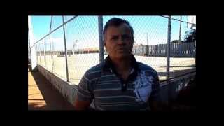 Deputado José Humberto: Reforma de quadras em Patos de Minas