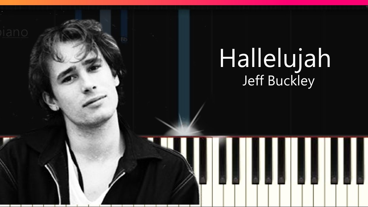 chords and lyrics to hallelujah by jeff buckley