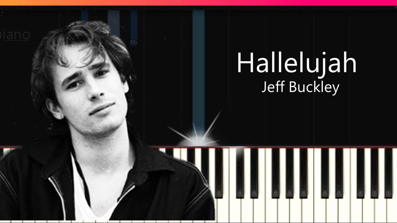 Jeff buckley hallelujah piano tutorial chords how to play jeff buckley hallelujah piano tutorial chords how to play cover youtube hexwebz Choice Image