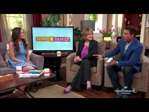 Home & Family  Rachel Boston in A Ring By Spring