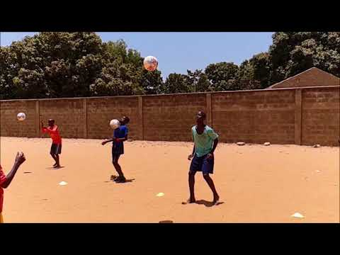 r77 presents THE GAMBIA 2018 | COACHES REVIEW | Global Game Project