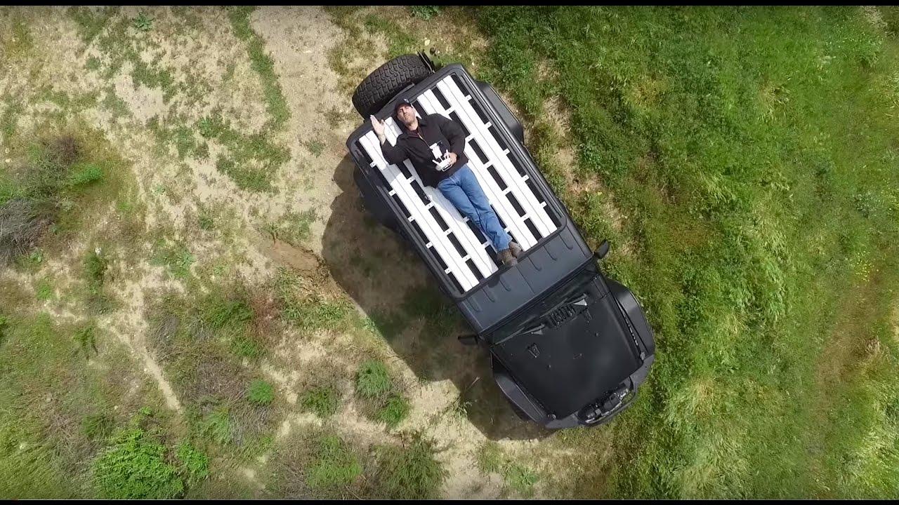 Jeep Wrangler Aev Roof Rack Install For The Jku Rubicon