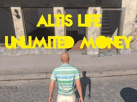 Altis Life Money Glitch