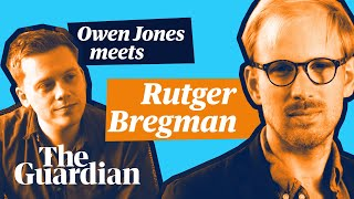 'Capitalism will always create bullshit jobs' | Owen Jones meets Rutger Bregman