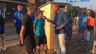 Vierdaagse Nijmegen  - 4Daagse Journaal vrijdag in Overasselt met Harm Edens