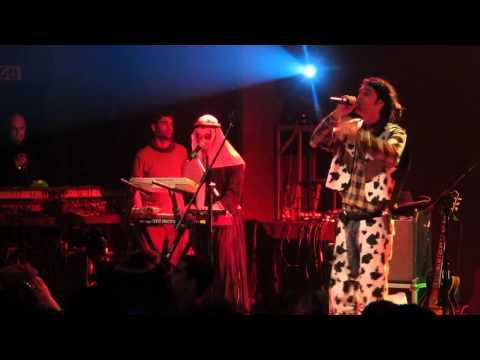 Locomondo - Οδύσσεια (rap ska reggae hip hop) @ Gagarin
