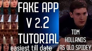 deepfakes guide:Fake App 2 2 Tutorial. installation(totally simplified ,model folder included)