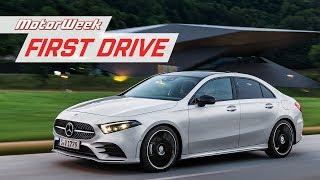2019 Mercedes-Benz A Class Sedan | First Drive