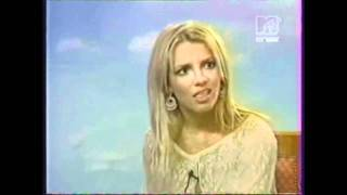 "Britney Spears tentando falar ""boceta"""