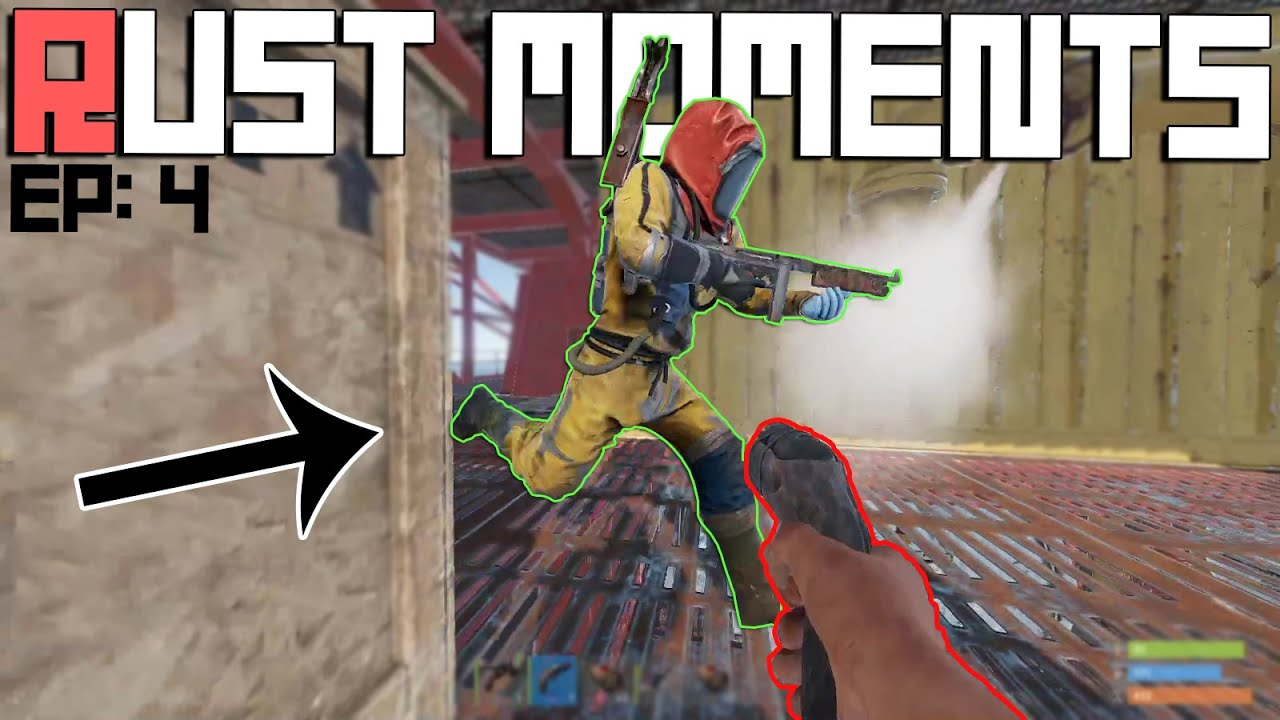 BEST RUST TWITCH HIGHLIGHTS & FUNNY MOMENTS! #4