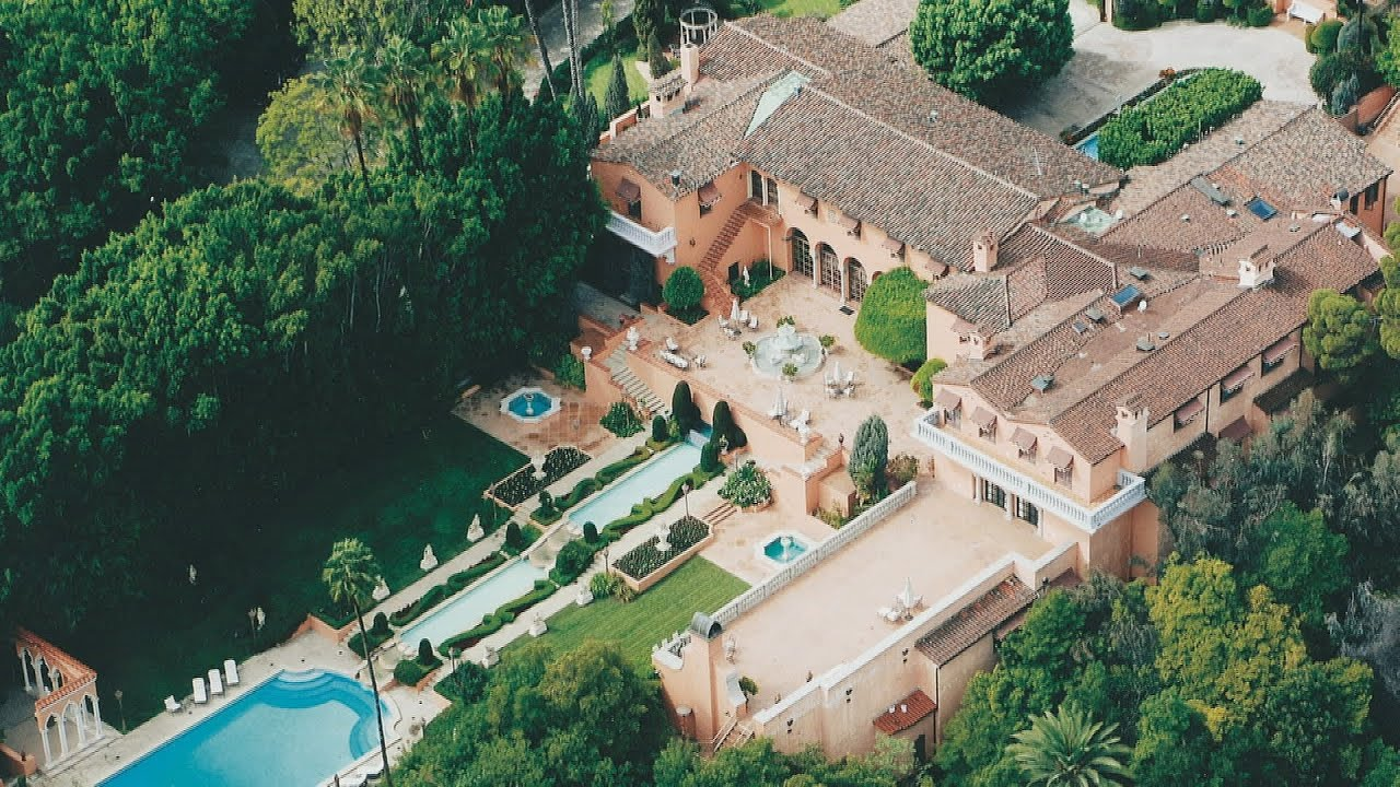 inside the most expensive home for sale in america - youtube