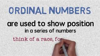 pronunciation how to pronounce ordinal numbers in english