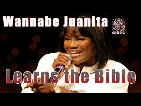 The Israelites: Wannabe Juanita learns the Bible