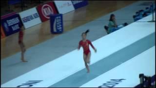 TAN Jiaxin CHN VT Qual 2014 Asian Games Incheon