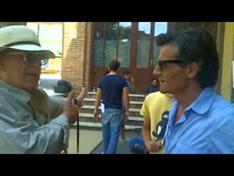Pasolini, la verità nascosta di Federico Bruno 2011 Back stage