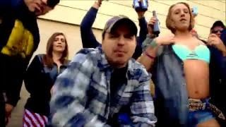 Mini Thin - Puke & Rally  country rap redneck party song old town buckwild