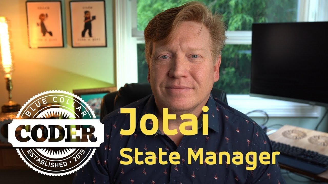 Introducing Jotai || React State Manager Tutorial: Live