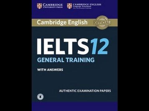 CAMBRIDGE 12 LISTENING TEST 3